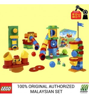 LEGO Education Tubes Experiment Set 9076