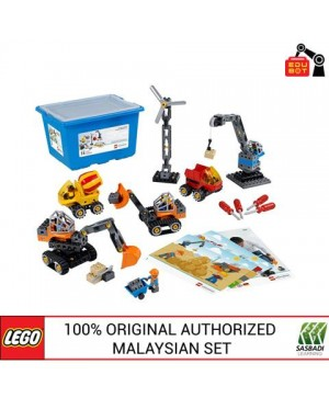 LEGO Education Tech Machines 45002