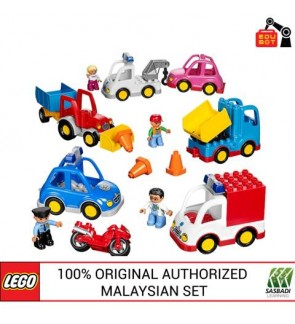 LEGO Education Multi Vehicles 45006
