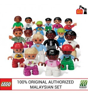LEGO Education World People Set (9222) 45011