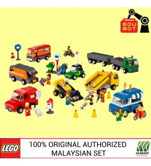 LEGO Education Vehicles Set 9333