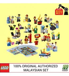 LEGO® Education Community Minifigure Set 9348
