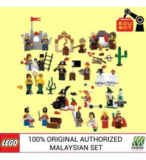 LEGO® Education Fairytale and Historic Minifigure Set 9349
