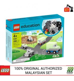 LEGO Education Wheels Set 9387