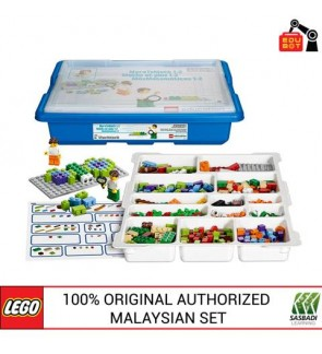 LEGO Education MoreToMath Core Set 1-2  45210