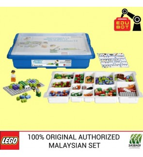 LEGO Education MoreToMath Core Set 1-2  45210