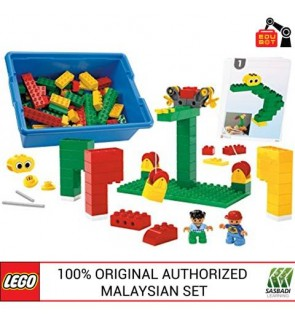 LEGO Education Early Structures Set 9660