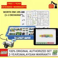 LEGO Education WeDo 2.0 Core Set 45300 (Malaysia Original Set) Robotik NRC FLL Sasbadi (2 Years Warranty)
