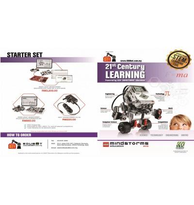 LEGO MINDSTORMS Education EV3 Core Set & Software 45544