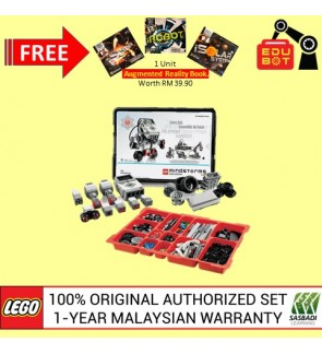 LEGO MINDSTORMS Education EV3 Core Set & Software 45544