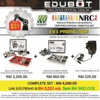 LEGO Mindstorms EV3 Core Set, Expansion Set & Charger 45544 45560 45517 (Malaysia Original Set) Robotik