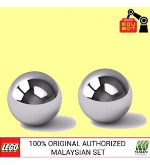 EV3 Metal Ball Chrome Steel Caster Pivot Wheel Ball Wheel for LEGO Mindstorms EV3 NXT Technic ( 2 ) 99948