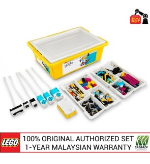 LEGO Education SPIKE Prime Set Official Malaysia Set 45678